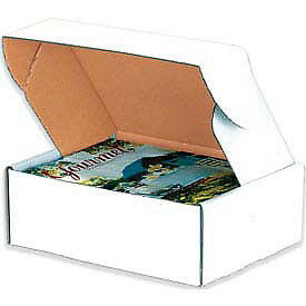 12 x12 x6 Deluxe Literature Mailer 200lb Test ect 32 50 Pack Lot Of 1