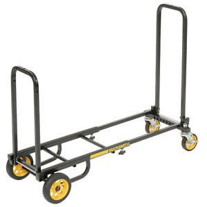 Mult cart R2 Micro 8 in 1 Convertible Hand Truck Lot Of 1