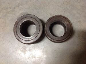 Ammco 4100 Brake Lathe Truck 9234 1 7 8 Double Taper Adapter Set 9197 9198