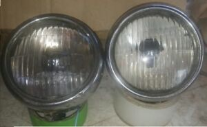 Guide 2004 A Fog Lights 6 Volt Clear Rat Rod Chevy Ford