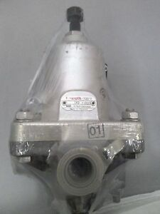 Rexroth Compressed Air Pressure Regulator M22x1 5 40 Bar 3750030000