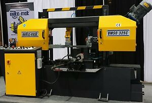 New Ted Machines 12 5 Dual Column Automatic Band Saw