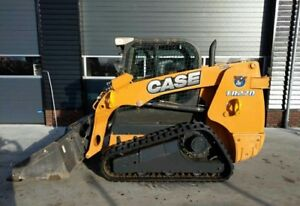 2013 Case Tr 270 Tracked Skid Steer Loader