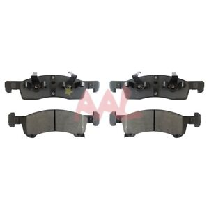 A Pads Front Brake Pads For 2003 2004 2005 2006 Ford Expedition 4 Pcs