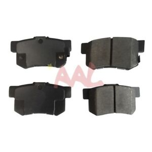 A Pads Rear Brake Pads For 2007 2008 Honda Civic Si Complete Set 4 Pieces