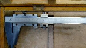 Fowler 24 Vernier Caliper Buy Today 315 00