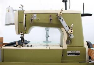 Rimoldi 264 Chainstitch 1 needle 2 thread Industrial Sewing Machine Head Only