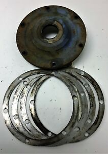 Wisconsin Vg4d Output Shaft Bearing Carrier With Shims Bg 183 A