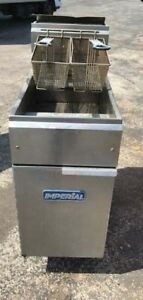 Imperial 40 Lb Deep Fat Fryer