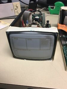 Narkomed 2b Display Module Used Working Biomed Tested