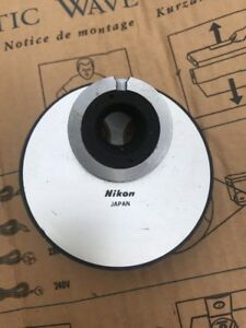 Nikon 5 position Microscope Turret Rms For Optiphot