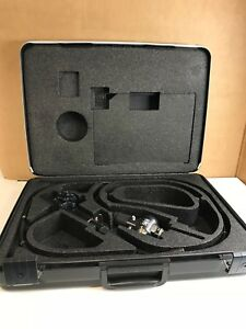 Olympus Cf q140l Colonoscope Endoscope Certified Pre owned With Case