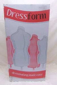 My Double Deluxe Dress Form Medium Blue 20406
