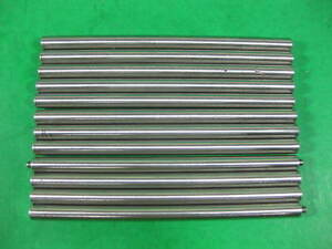 Optics Cage Guide Rod 6mm 4 Long lot Of 12 Used