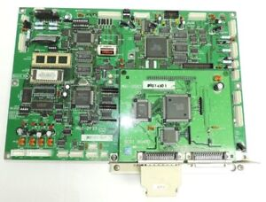 Canon Ms 500 Microfilm Scanner Main Control Processing Board Mg1 2933