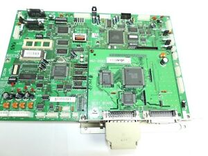 Canon Ms 500 Microfilm Scanner Main Control Processing Board Mg1 3162