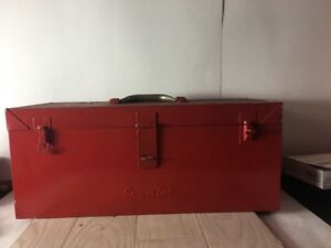 Vintage Heavy Duty Snap On Tool Chest