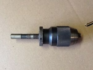 Used Albrecht 1 32 1 2 1 13 Keyless Drill Chuck With Shank