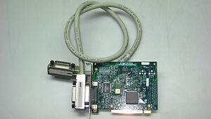 National Instruments Pci gpib 183617h 01 Interface Card W 40 Cable tq112