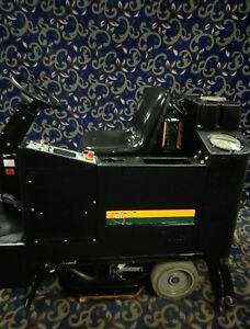 Nss Champ 29 Ride On Battery powered Floor Scrubber With Free Shipping