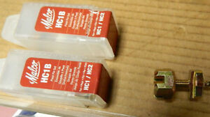 Malco Products 6 Spare Pivot Pins Hc1b For Hc1 Sheet Metal Hole Cutter