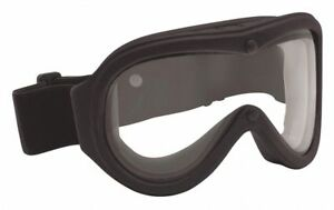 Anti fog Scratch resistant Non vented Protective Goggles Clear Lens