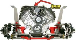 1965 1970 Mustang Tci Ifs Kit For Modular Ford Engines