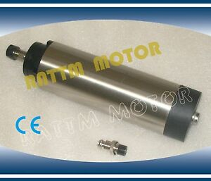1 5kw 65mm Air Cooled Spindle Motor 24000rpm Er11 220v For Cnc Router Machine