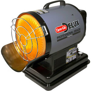 Dyna glo Sf70dgd Kerosene Radiant Forced Air Heater 70 000 Btu Lot Of 1