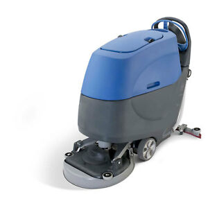 Nacecare Battery Automatic Scrubber Ttb 1620t Lot Of 1