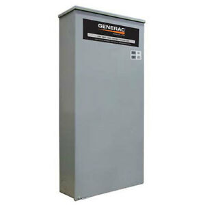 Generac Load Shedding Automatic Transfer Switch 200 amp Lot Of 1