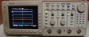 Tektronix Tds 744a Color 4 Ch 500 Mhz Oscilloscope W Opts Calibrated