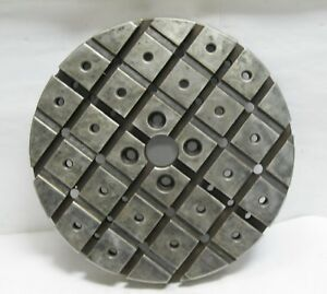 Hardened Precision Base Plate 300mm X 50mm With 12mm T slots
