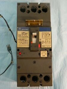 Ge Spectra Rms Sfha36at0250 250a Circuit Breaker Makino A55 W 30 Day Return
