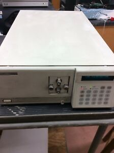 Agilent hp 1050 Vw Uv Detector With 120 Bar Flow Cell And Gpib Card