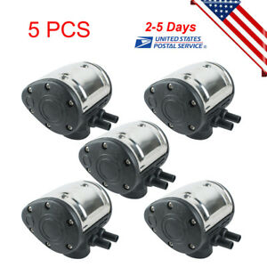 5pcs L80 Pneumatic Pulsator For Cow Milker Milking Machine Farm Cattle Us Stock