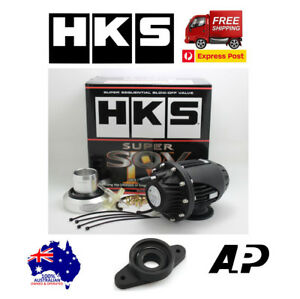 Hks Sqv Ssqv 4 Iv Bov Turbo Blow Off Valve Fits Subaru mazda Mps Wrx Liberty Cx7