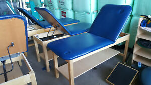 Physical Therapy Tables Lot Of 3 Clinton 3 Valueline Medical Grade