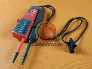 New Uni t Ut18a Digital Voltage Continuity Tester Auto Range Mini Rcd Volt Meter