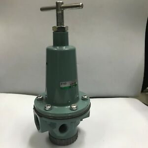 Ckd 2001 4c h Compressed Air Pressure Regulator 1 2 150 Psi