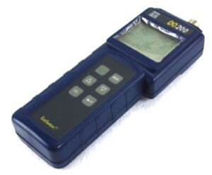 Ysi Do200 Handheld Water Dissolved Oxygen Meter Ecosense