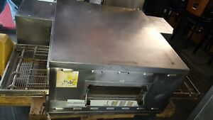 Single Conveyer Pizza Oven Middleby Marshall Ps536e 6264 Commercial Nsf