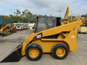 2005 Cat 262 Turbo Pilot Controls Only 2 339 Hours Aux Hyd affordable