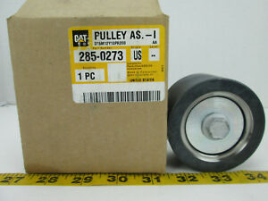Cat Caterpillar 3 Idler Pulley Part 285 0273 New Old Stock Replacement Spare T