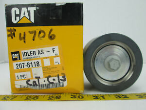 Cat Caterpillar 3 Idler Pulley Part 207 8118 New Old Stock Replacement Spare T