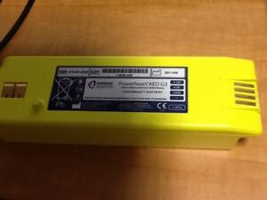 Cardiac Science Powerheart Aed G3 Battery 9146 102 202