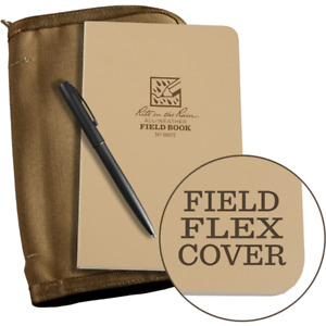 Rite In The Rain All weather Field Book Kit Tan No 980t kit pen Cover