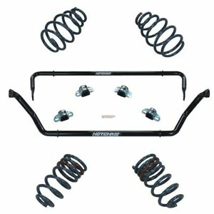 Hotchkis 80115 1 Coil Spring stabilizer Bar Kit Stage 1 Tvs Kit Front And Rear