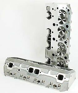 Promaxx Performance 2121 225cc Aluminum Cylinder Heads Small Block Chevy