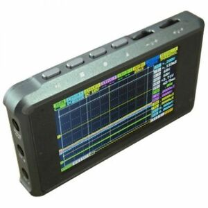 Pocket Size Dso 4 Channel Digital Oscilloscope Silver